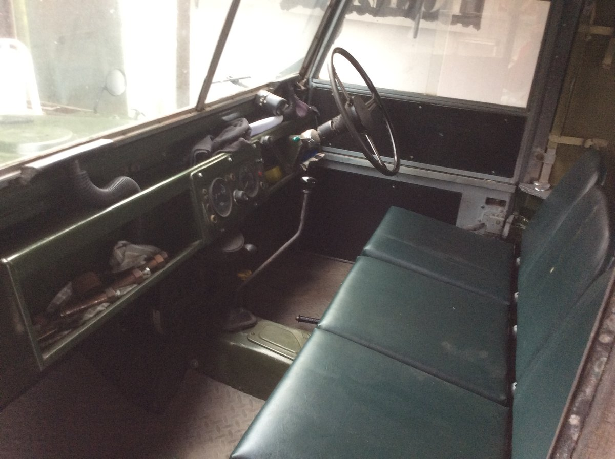 1956 Landrover series1 For Sale (picture 3 of 6)