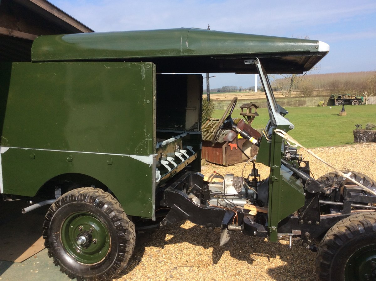 1956 Landrover series1 For Sale (picture 6 of 6)