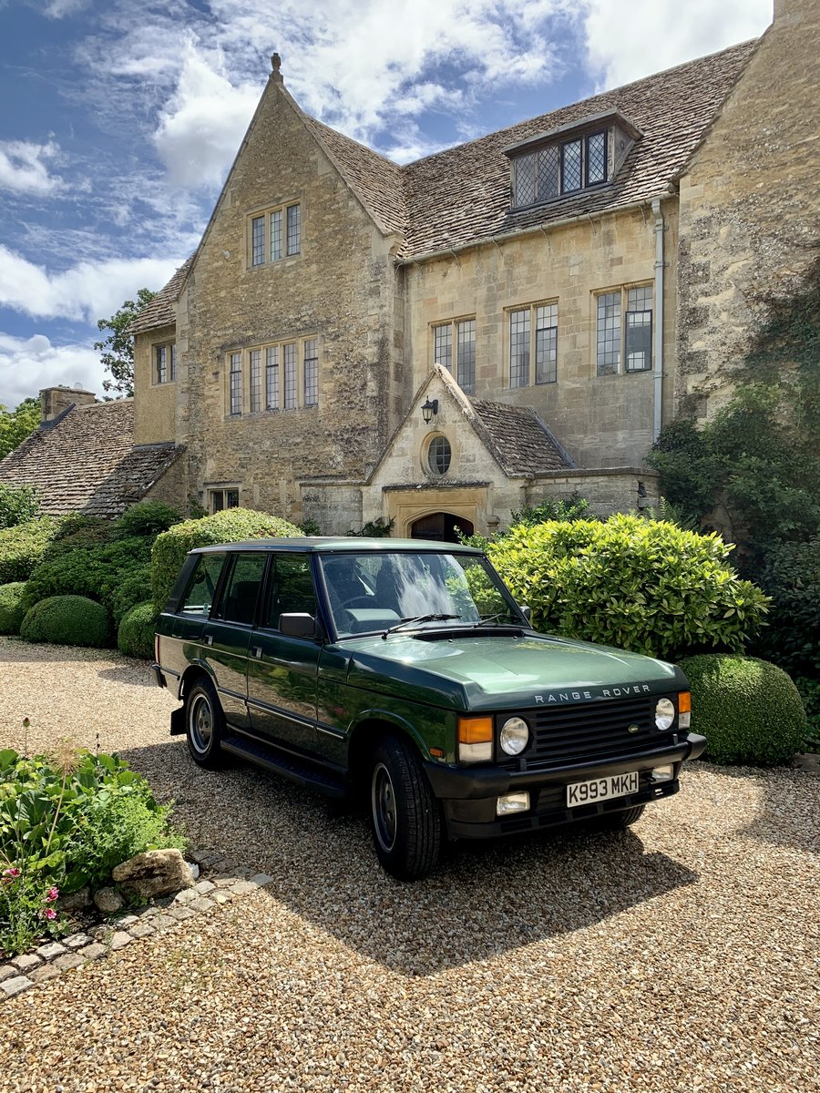 1992 RANGE ROVER VOGUE 3.9 EFI AUTOMATIC For Sale | Car And Classic