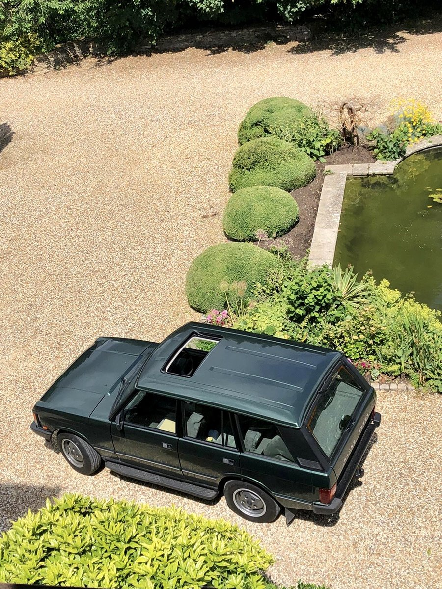 1992 RANGE ROVER VOGUE 3.9 EFI AUTOMATIC For Sale (picture 6 of 6)