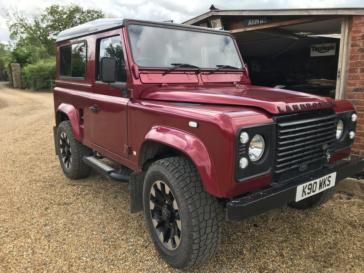 1993 Landrover Defender For Sale (picture 5 of 6)