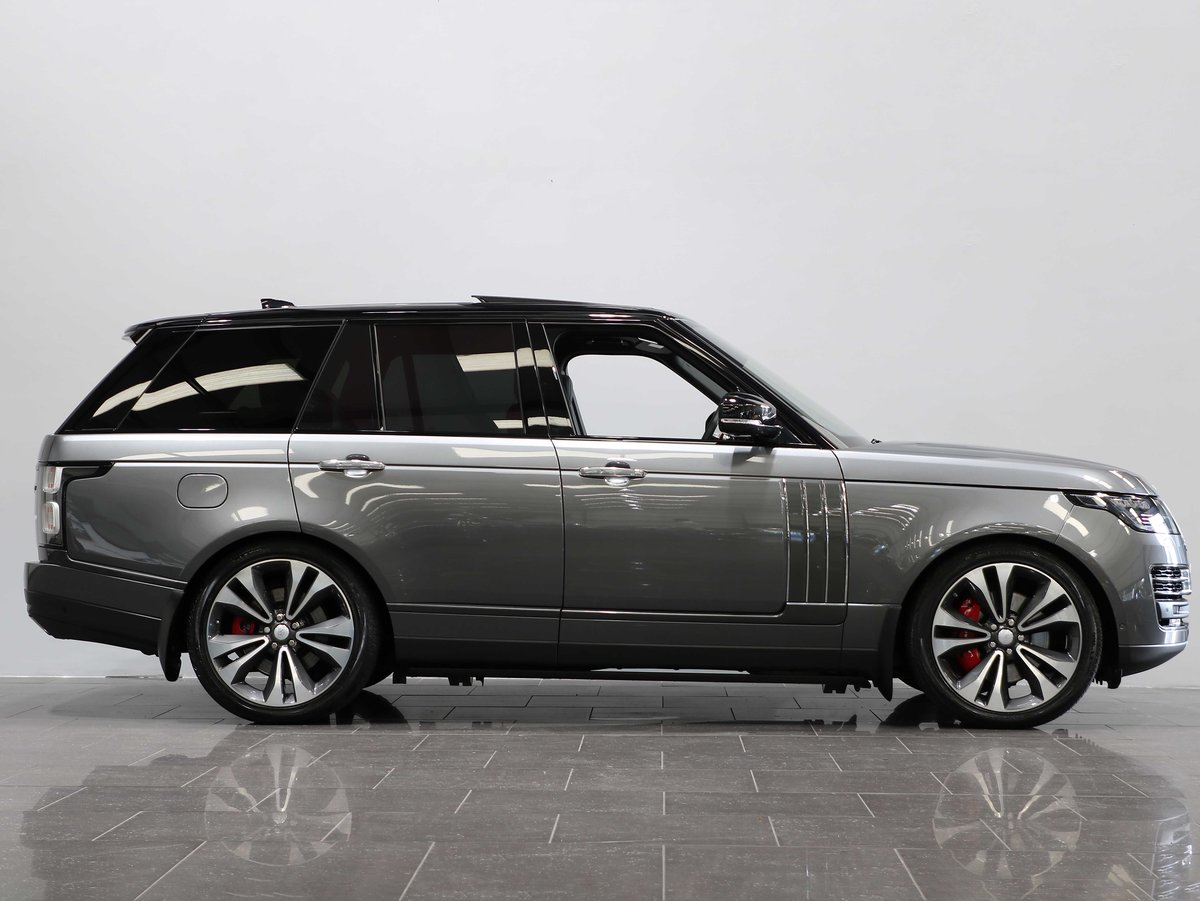 2019 19 19 RANGE ROVER SVAUTOBIOGRAPHY DYNAMIC 5.0 S/C V8 AUTO For Sale (picture 2 of 6)
