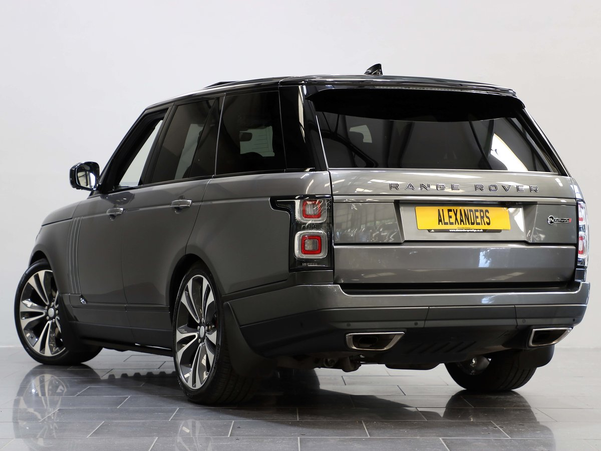 2019 19 19 RANGE ROVER SVAUTOBIOGRAPHY DYNAMIC 5.0 S/C V8 AUTO For Sale (picture 3 of 6)