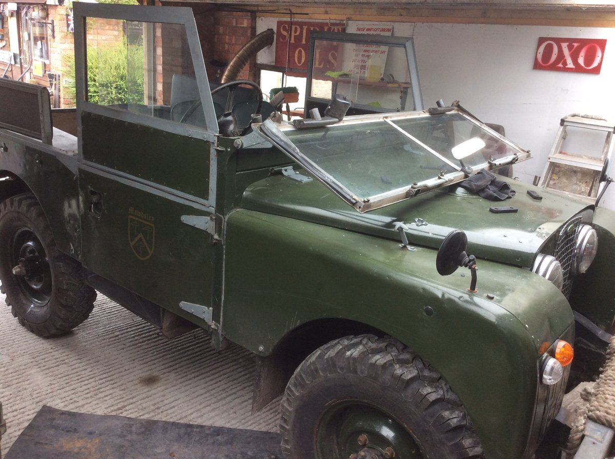 1956 Landrover series1 For Sale (picture 4 of 6)