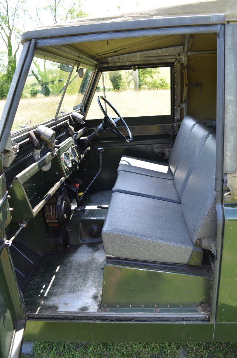 1966 Land Rover Series 2a  For Sale (picture 5 of 6)