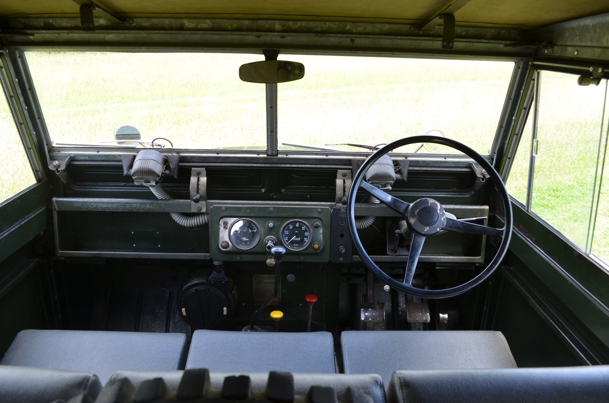 1966 Land Rover Series 2a  For Sale (picture 6 of 6)