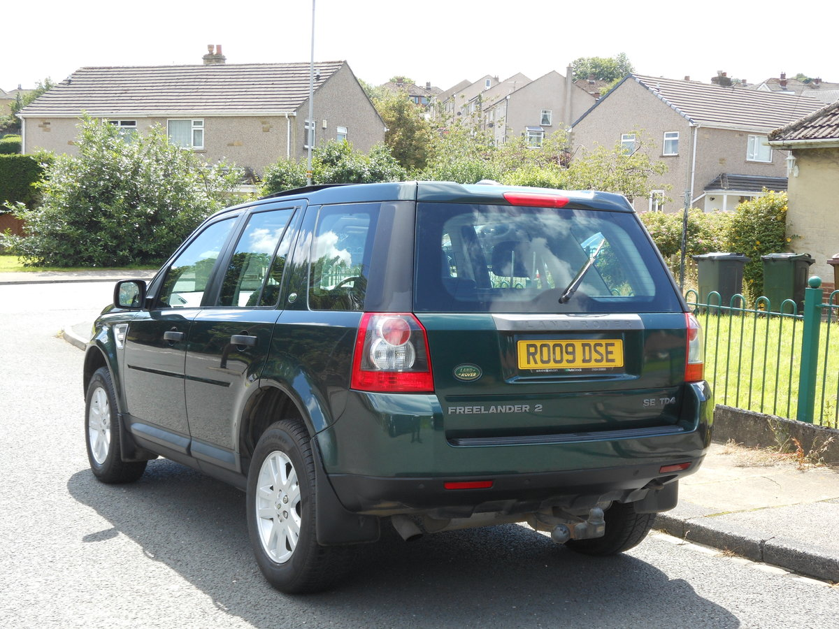 2009 Land Rover Freelander 2.2 SE TD4 Auto + 2 Former Keeper SOLD (picture 3 of 6)