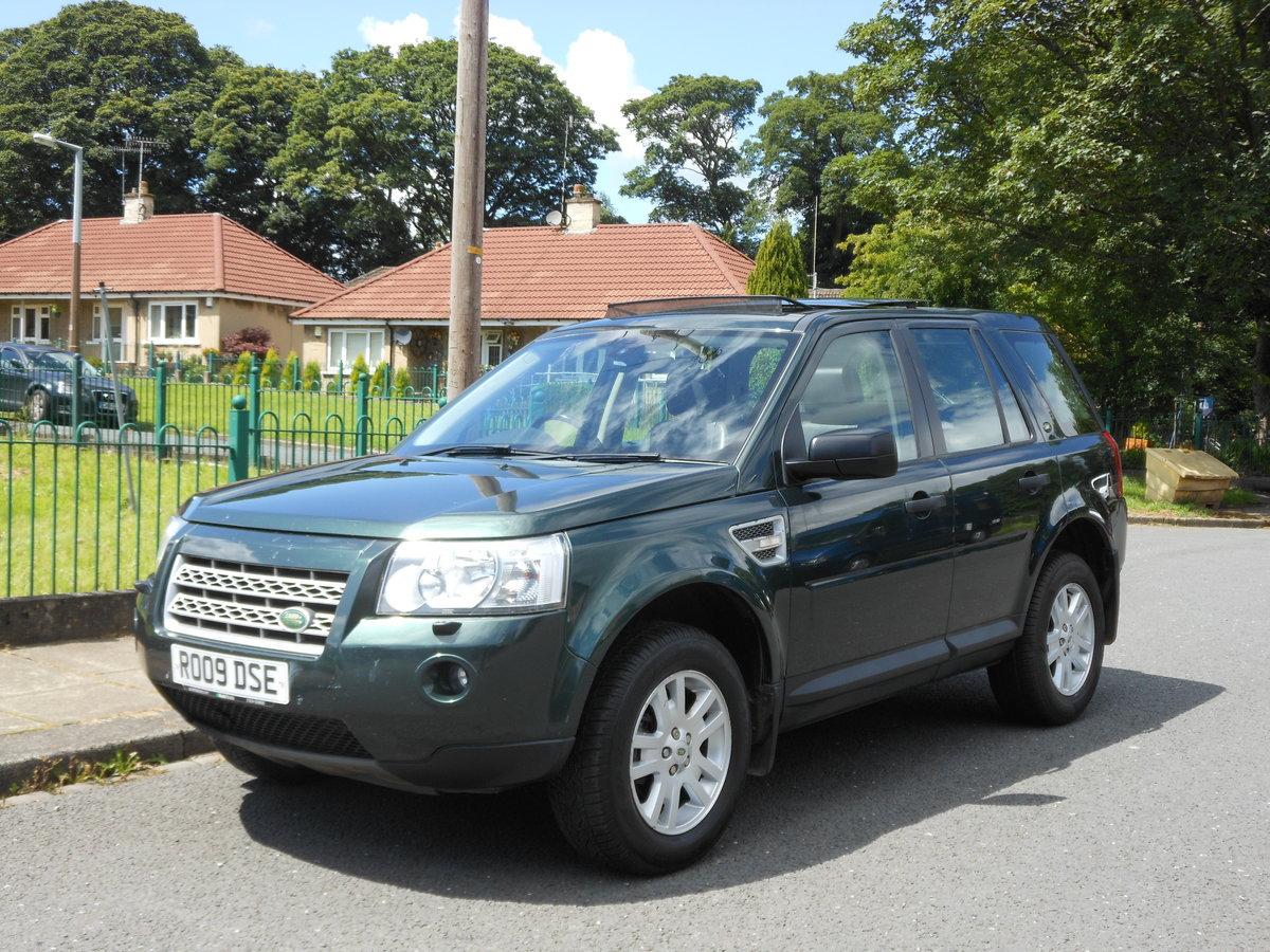 2009 Land Rover Freelander 2.2 SE TD4 Auto + 2 Former Keeper SOLD (picture 4 of 6)