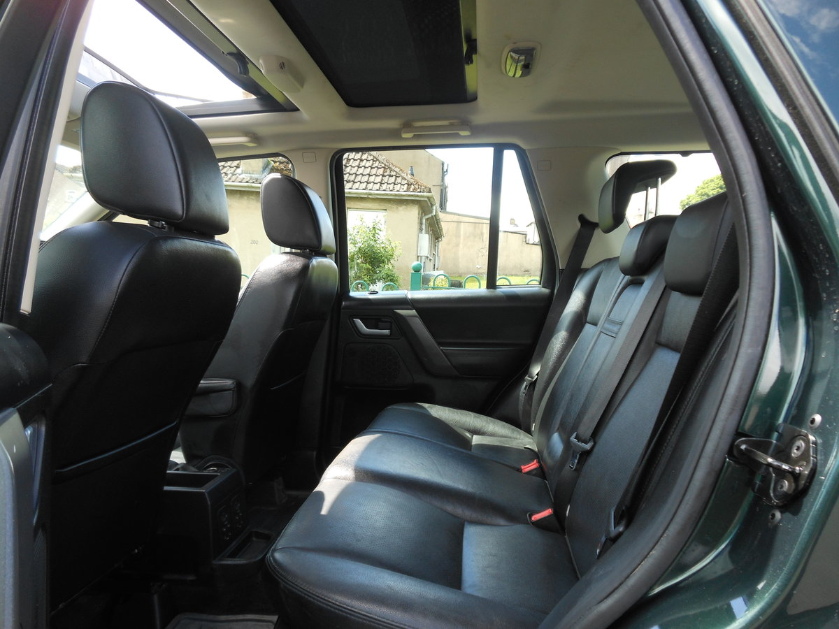 2009 Land Rover Freelander 2.2 SE TD4 Auto + 2 Former Keeper SOLD (picture 6 of 6)