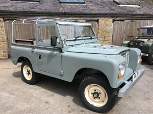 1982 LAND ROVER SERIES 3 PETROL For Sale
