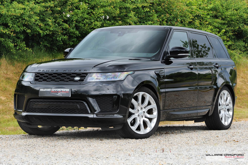 2019 RESERVED - Range Rover Sport Autobiography Dynamic auto SOLD (picture 1 of 6)