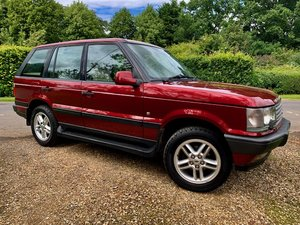 2001 Classic Range Rover P38 2.5 DHSE