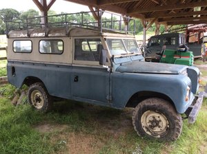 Land Rover 6 cylinder 2.6 litre genuine series III