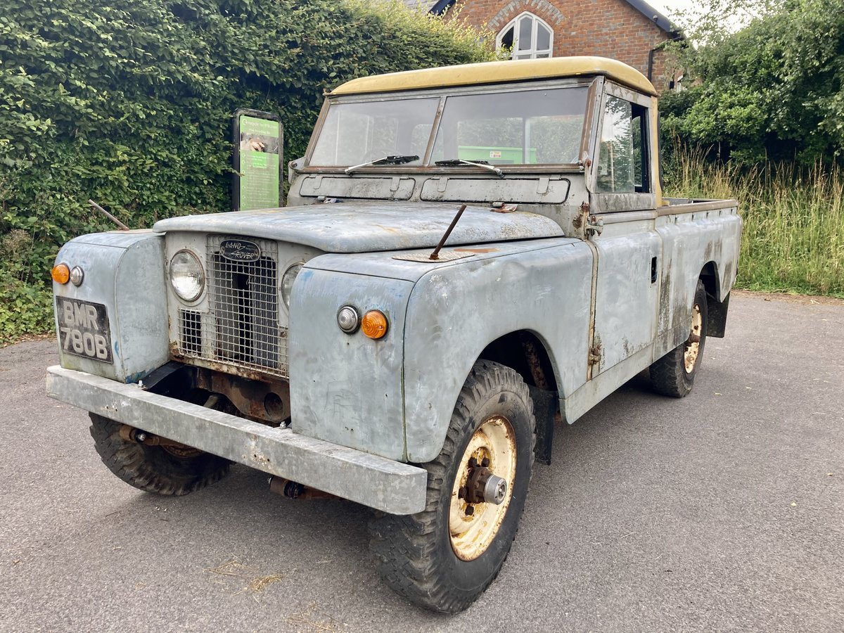 "1964 Land Rover 2a 109"" For Sale (picture 1 of 6)"