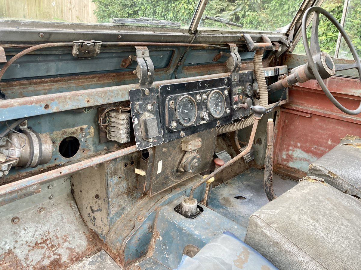 "1964 Land Rover 2a 109"" For Sale (picture 3 of 6)"