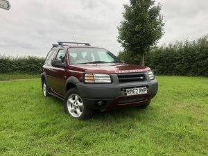 Freelander Low mileage immaculate condition