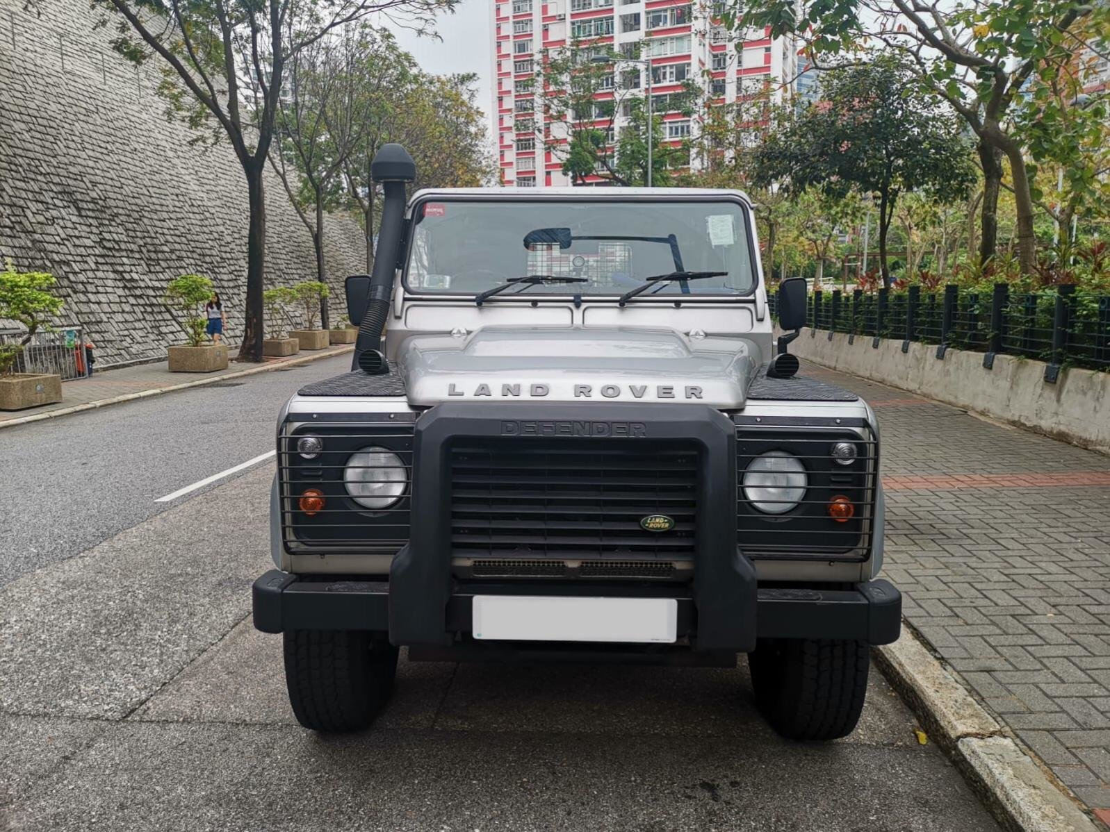 2007 Land Rover Defender 90  For Sale (picture 1 of 6)