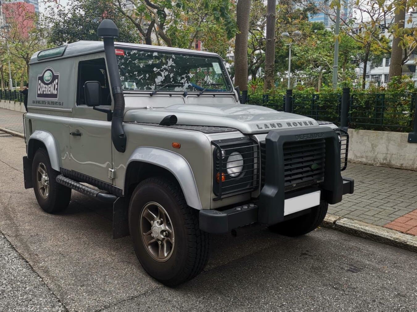 2007 Land Rover Defender 90  For Sale (picture 4 of 6)