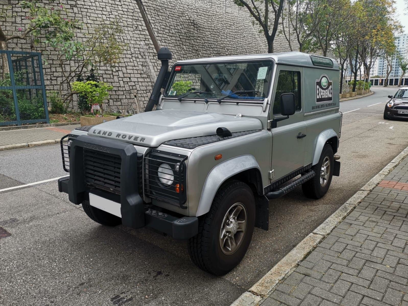 2007 Land Rover Defender 90  For Sale (picture 5 of 6)
