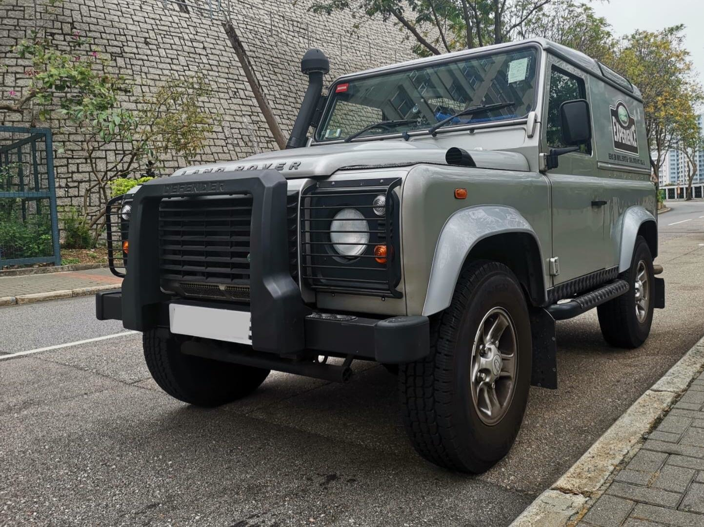 2007 Land Rover Defender 90  For Sale (picture 6 of 6)