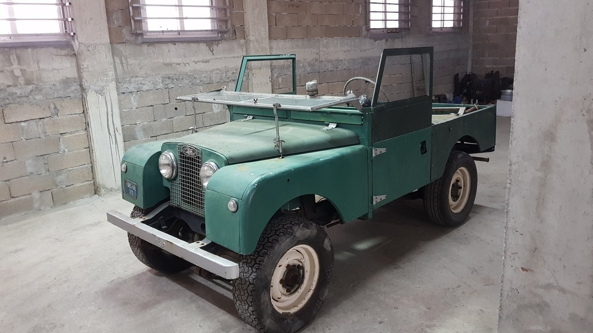 1954 Land Rover Serie 1  (Lot of two cars)  86 & 88 For Sale (picture 2 of 6)