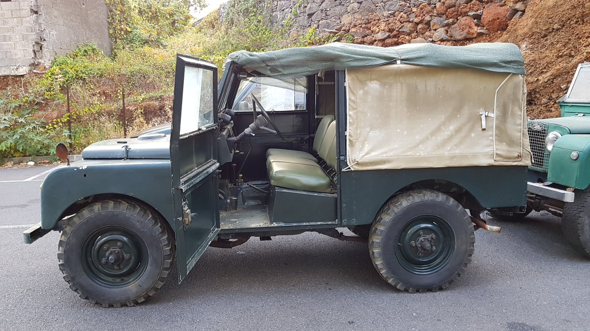 1954 Land Rover Serie 1  (Lot of two cars)  86 & 88 For Sale (picture 4 of 6)