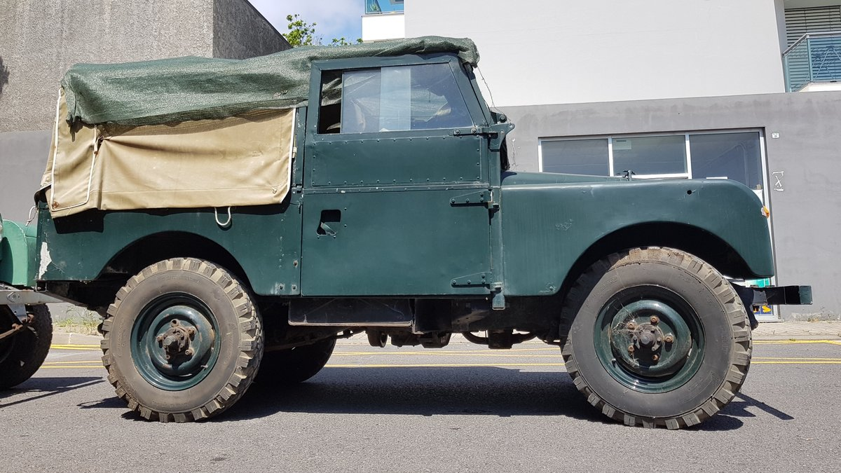 1954 Land Rover Serie 1  (Lot of two cars)  86 & 88 For Sale (picture 5 of 6)