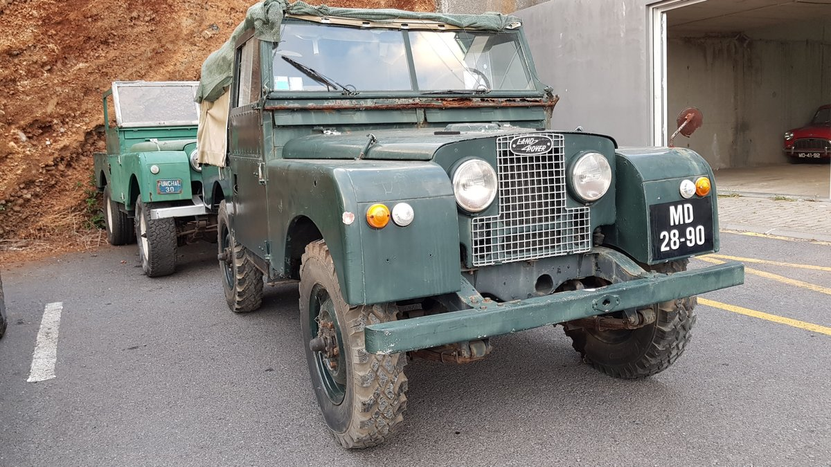 1954 Land Rover Serie 1  (Lot of two cars)  86 & 88 For Sale (picture 6 of 6)
