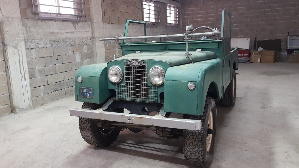 1954 Land Rover Serie 1  (Lot of two cars)  86 & 88 For Sale (picture 1 of 6)