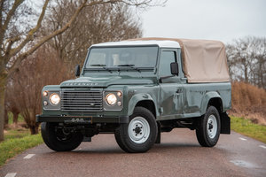 2015 DEFENDER 110 PICK-UP, brand new exampke