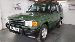 Picture of 1998 Land Rover Discovery 3.9 V8i auto japanese import