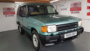 Land Rover Discovery 2.5 300 tdi auto jap import c