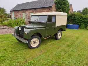 1955 Extremely original Series 1  Land Rover.