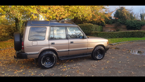 Land Rover Discovery 1 v8