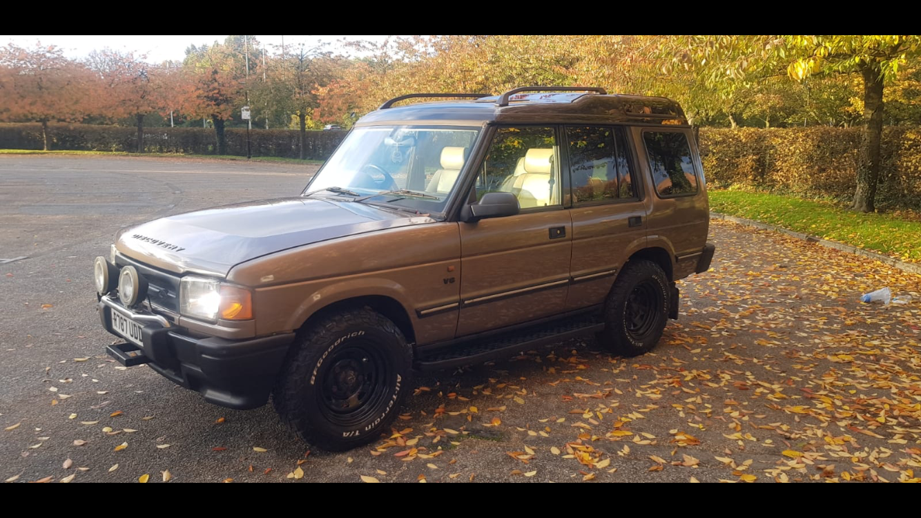 1998 Land Rover Discovery 1 v8 For Sale (picture 2 of 6)