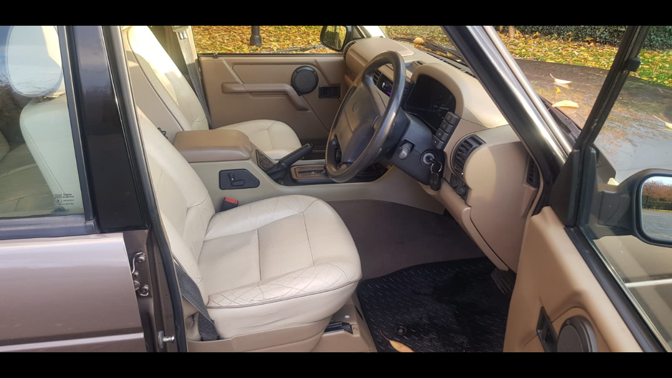 1998 Land Rover Discovery 1 v8 For Sale (picture 3 of 6)
