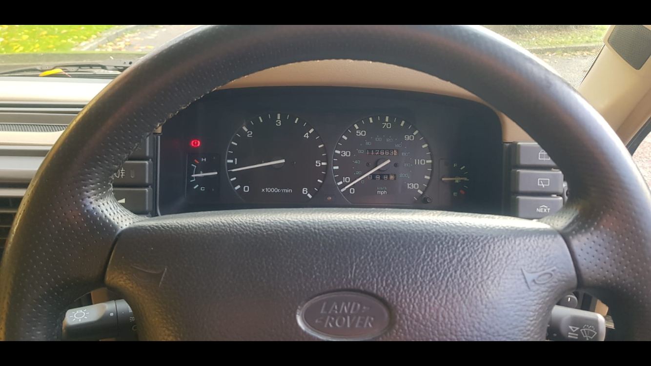 1998 Land Rover Discovery 1 v8 For Sale (picture 6 of 6)