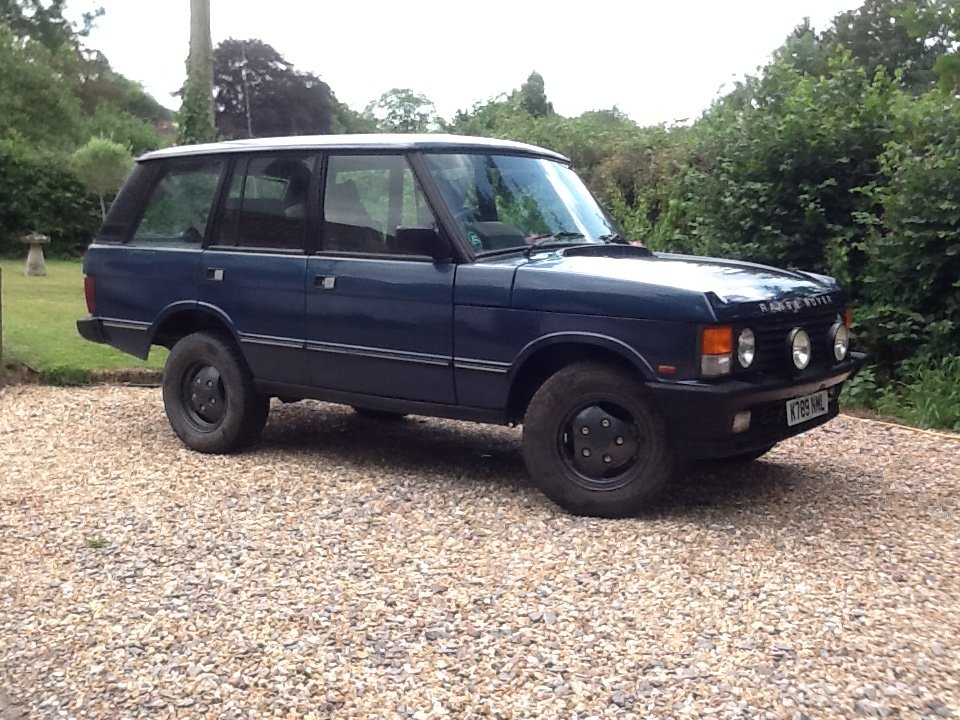 1992 Range Rover Vogue EFI 3.9 For Sale (picture 1 of 6)
