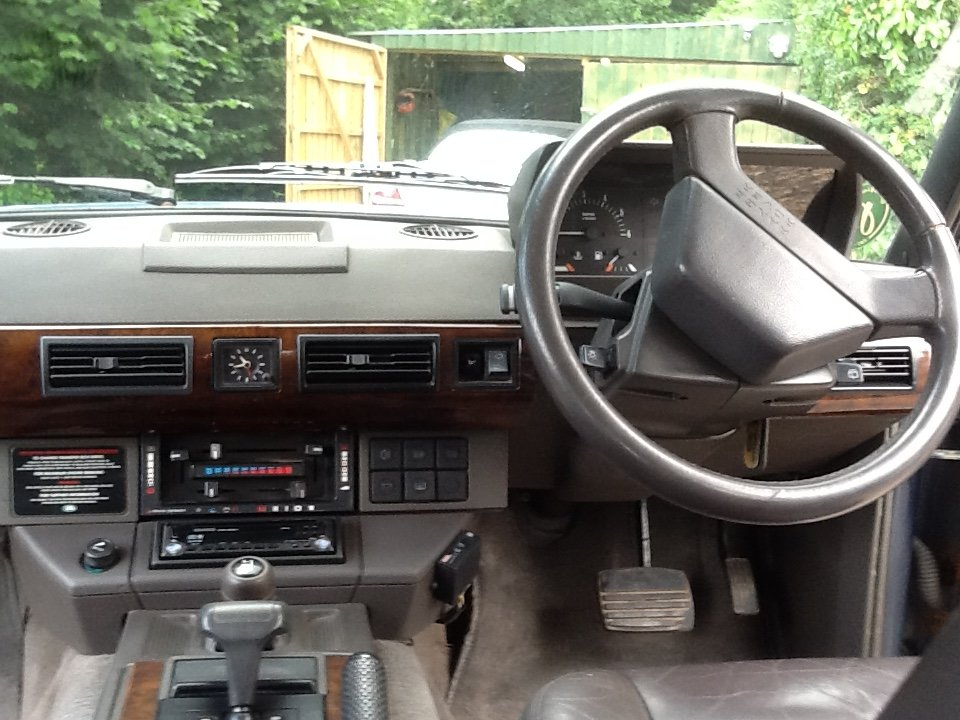 1992 Range Rover Vogue EFI 3.9 For Sale (picture 3 of 6)