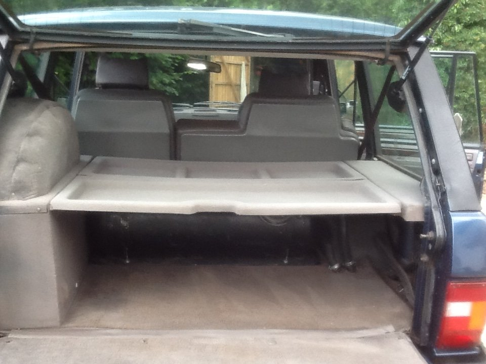 1992 Range Rover Vogue EFI 3.9 For Sale (picture 5 of 6)