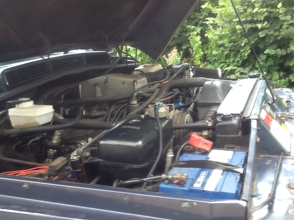 1992 Range Rover Vogue EFI 3.9 For Sale (picture 6 of 6)
