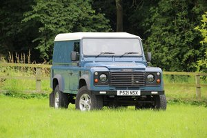 1997 LAND ROVER DEFENDER 110 - 300TDI - RHD SOLD