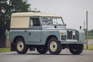 1969 LandRover Series IIA