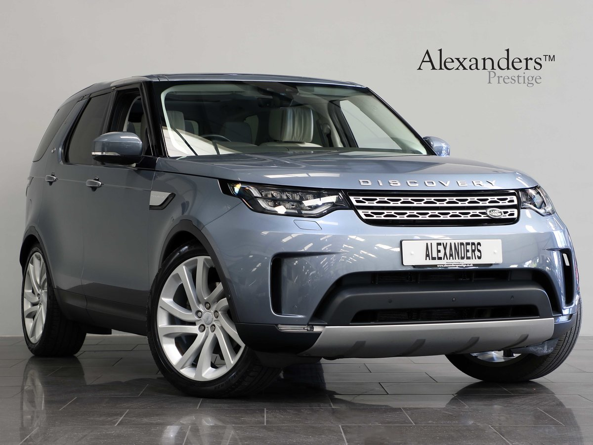 2017 17 67 LAND ROVER DISCOVERY HSE LUXURY 2.0 SD4 AUTO For Sale (picture 1 of 6)