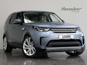 17 67 LAND ROVER DISCOVERY HSE LUXURY 2.0 SD4 AUTO