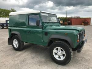 Land Rover SWB Defender 90 TD5