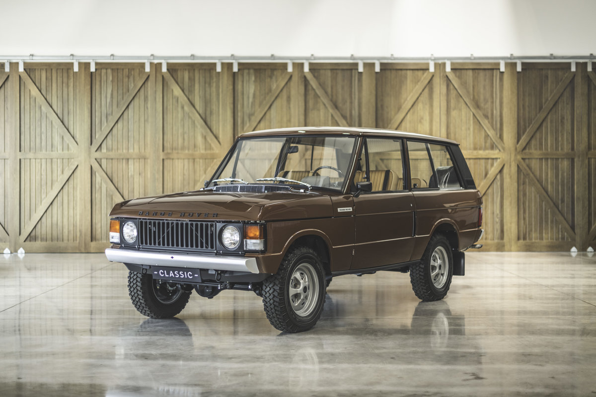 1975 Range Rover 2dr Classic For Sale (picture 1 of 2)