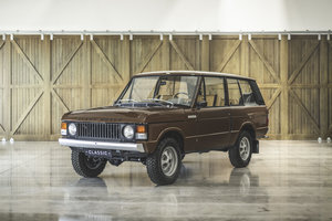 Range Rover 2dr Classic