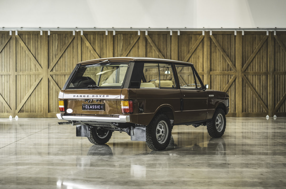 1975 Range Rover 2dr Classic For Sale (picture 2 of 2)