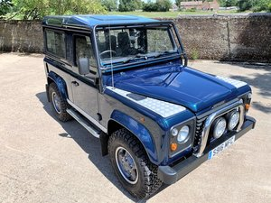 Picture of 1998 defender 50th anniversary+Simon Durant restored+superb SOLD